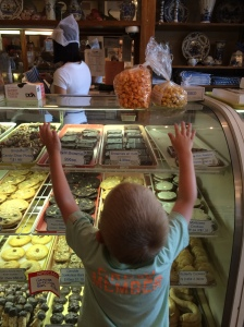 At Jaarsma Bakery in Pella, Iowa