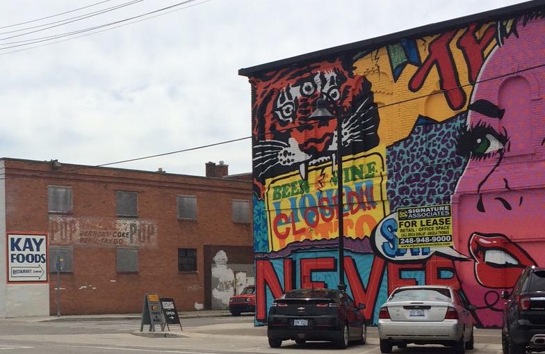 kay mural